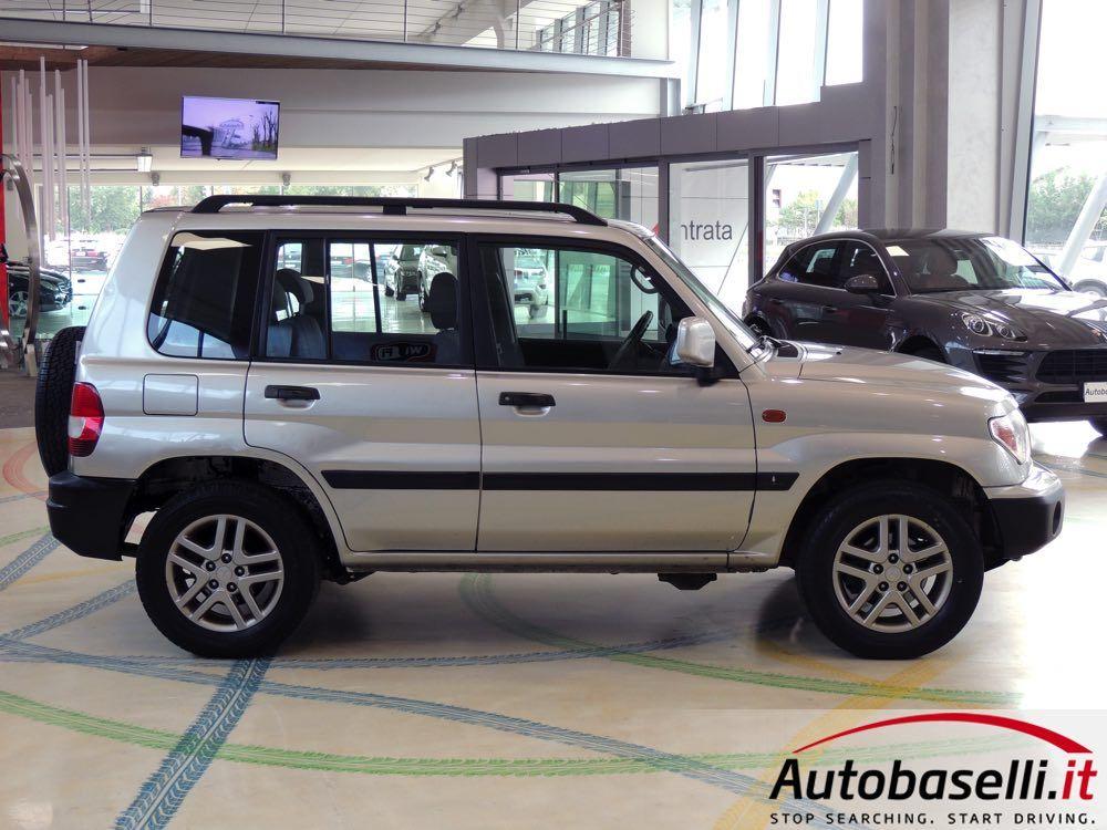 Pin On Mitsubishi Pajero Pinin 2 0 16v 129 Cv 4x4 5 Porte