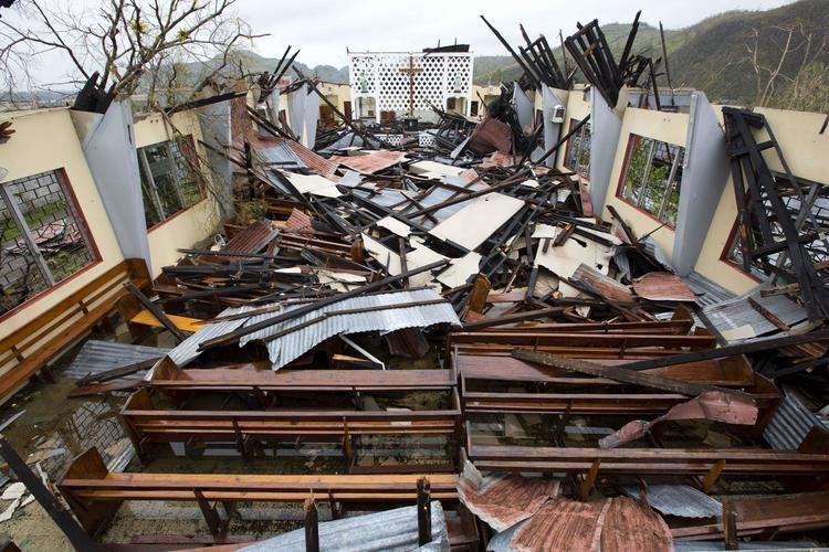 Hurricane Matthew relief effort in Haiti enters new phase - Washington Times