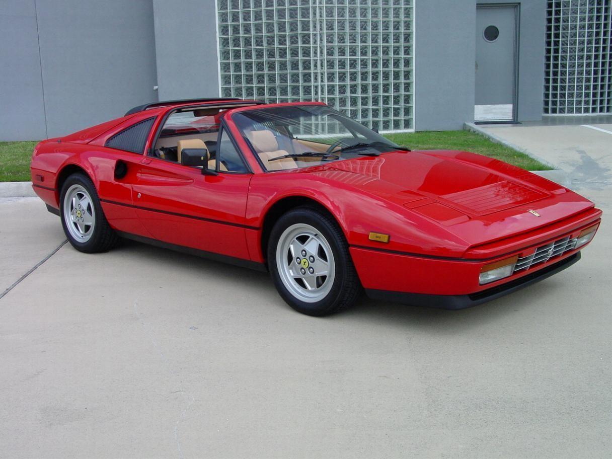 1989 Ferrari 328 Pictures Cargurus Ferrari 328 Ferrari Repair Manuals