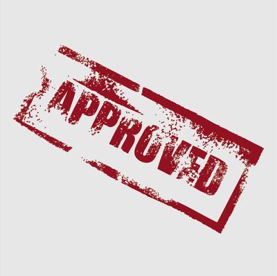 Vector Approved Stamp Approved Stamp Stamp Stamp Design