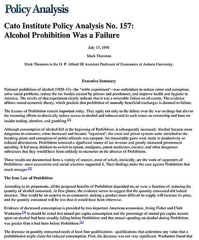 Executive Summary National Prohibition Of Alcohol 1920 33 The Noble Experiment Was Undertaken To R Death Penalty Essay Alcohol Prohibition Critical Essay