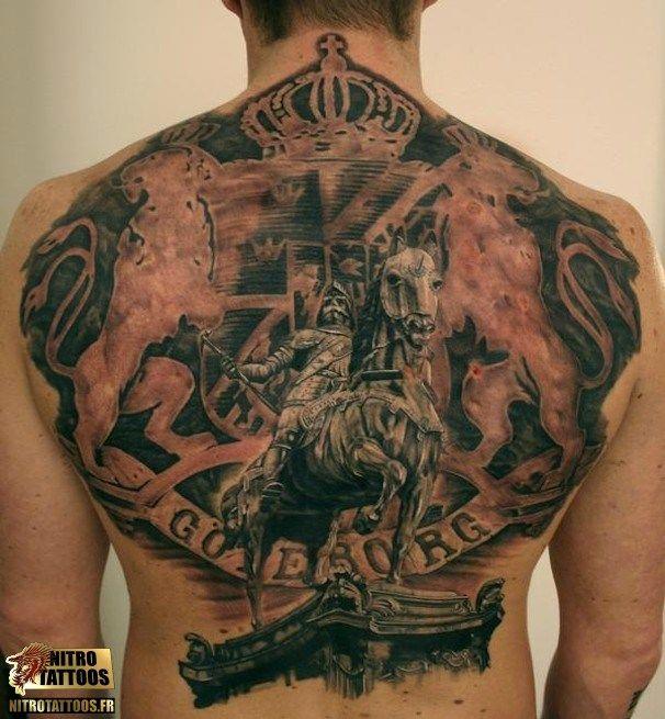 Tatouage Guerrier Spartiate Tatouage Tatouages Tattoos Tattoo
