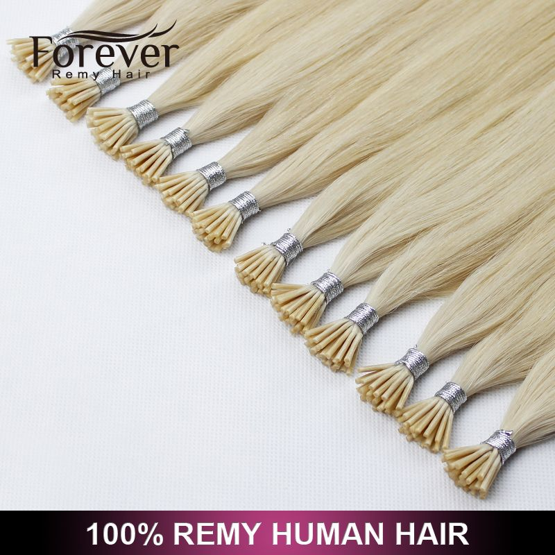 Forever High Quality 100 Real Remy Human White Double Drawn Pre
