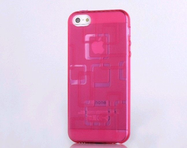 Iphone 4 4s Phone Clear Silicone Cover in Monasterevin Kildare