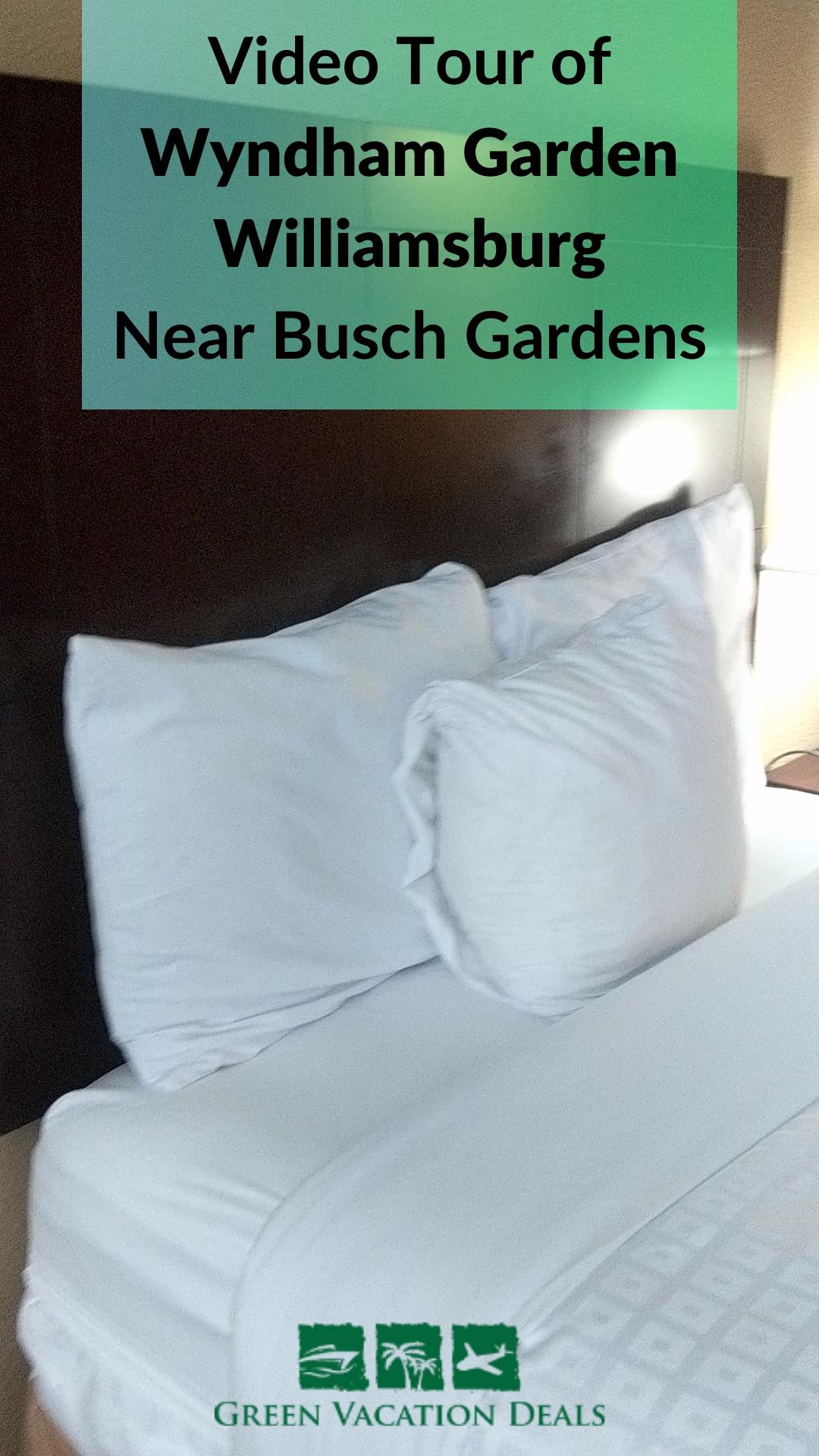 12555fc1f15014bfd59da183cfccfa5a - Wyndham Garden Hotel Busch Gardens Williamsburg