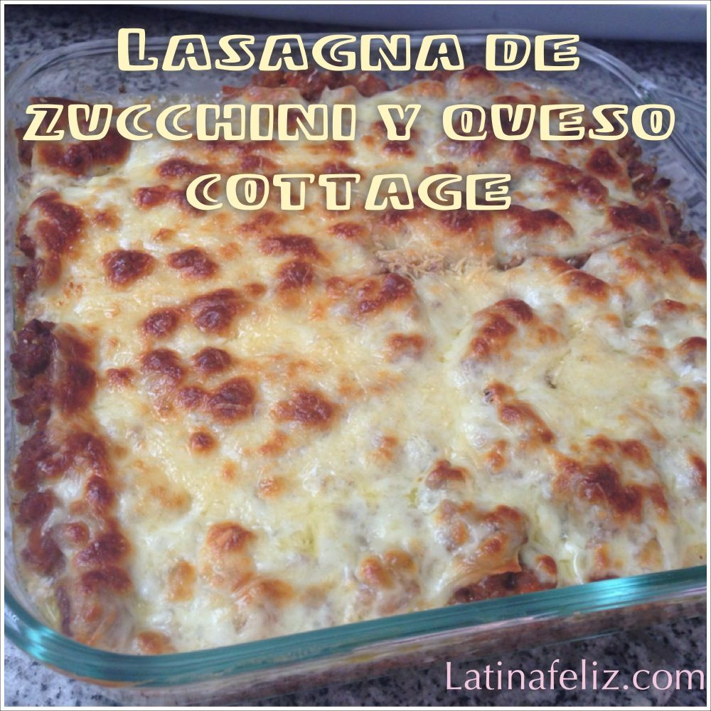 recetas de dieta con queso cottage