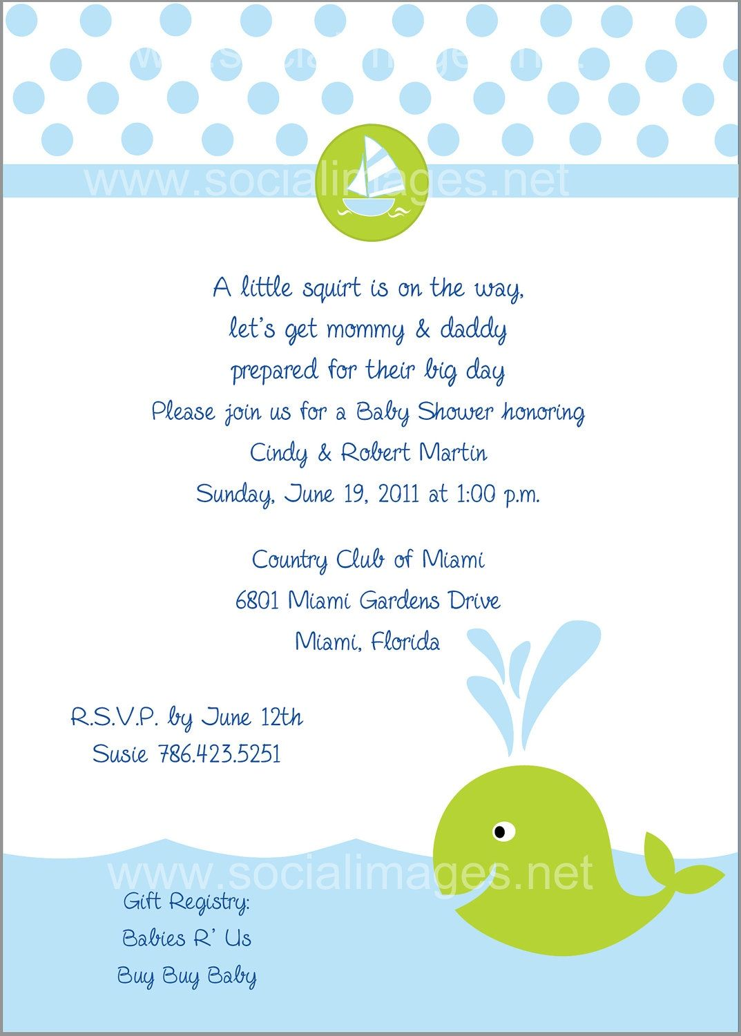 Baby Registry Message To Family And Friends : registry, message, family, friends, Shower, Registry, Message, Viewer