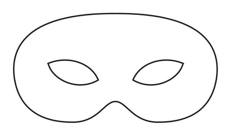 Get Free Printable Mardi Gras Or Masquerade Mask Templates