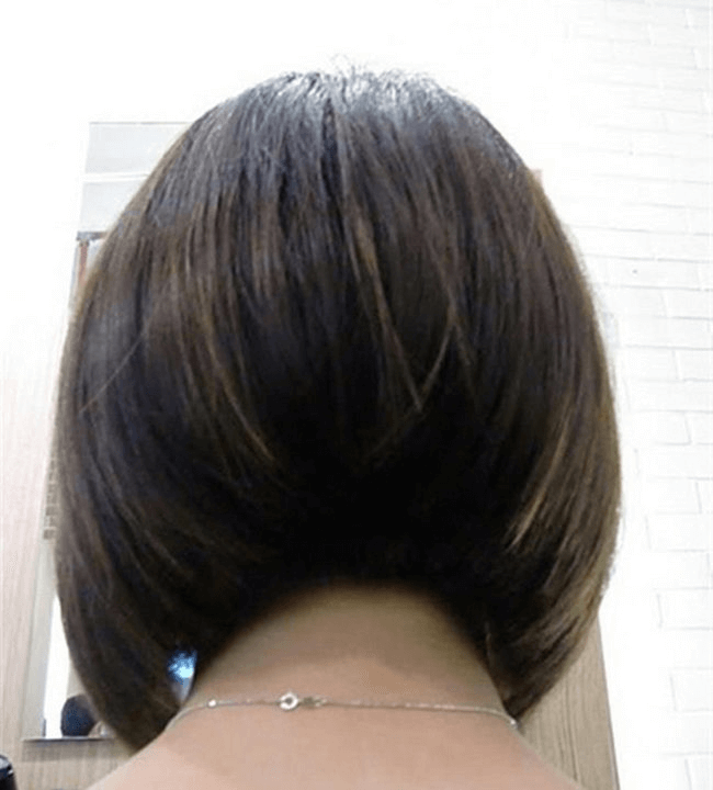 Bob Frisuren Hinterkopf Bob Frisuren Hair Styles Hair Cuts Bob
