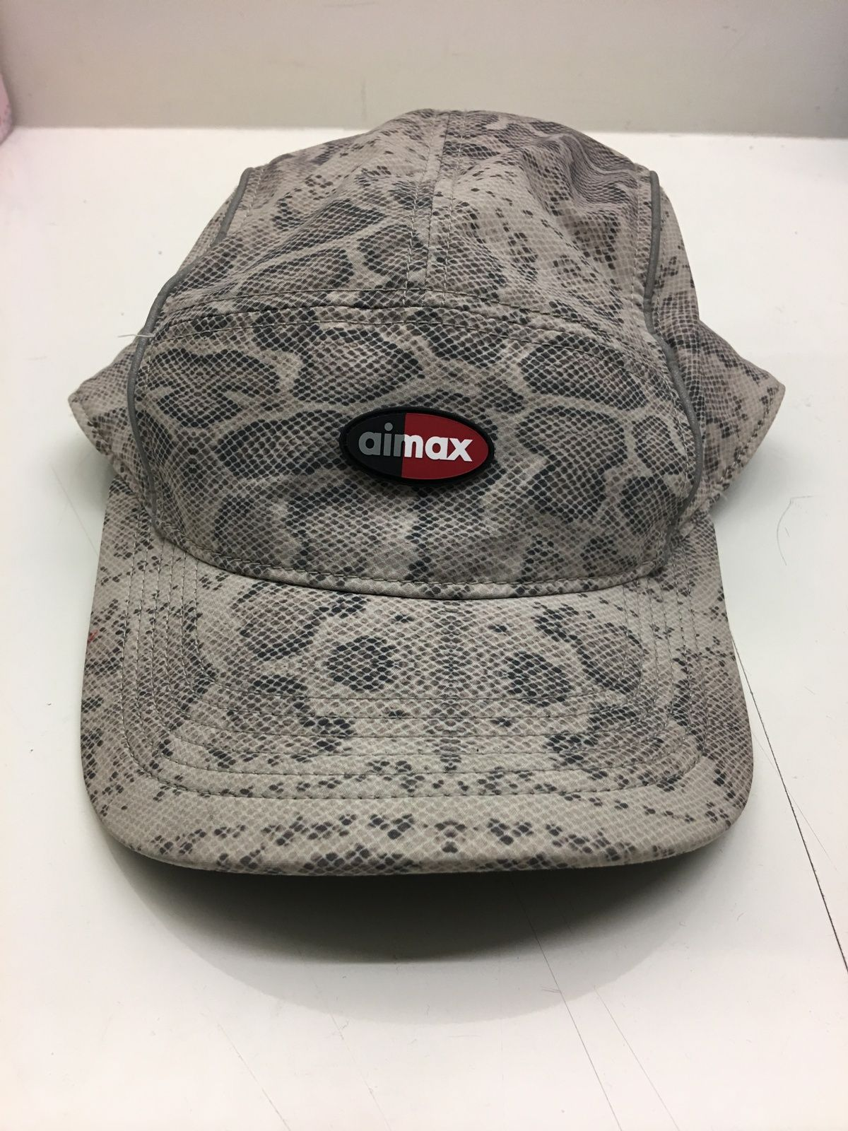 a41a4aa9 Buy Supreme Supreme X Nike Air Max Running Hat (snakeskin), Size: ONE SIZE,  Description: Received this item from my brother-in-law that lives in Dubai.