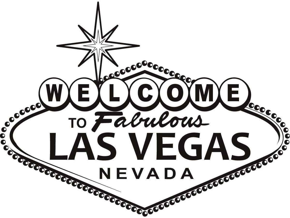 Las Vegas Sign Wall Art Sticker Vinyl Stickers H 50cm W 50cm Amazon Co Uk Car Motorbik Letras Para Tatuagem Roleta De Cassino Tatuagens De Cartas [ 900 x 1200 Pixel ]