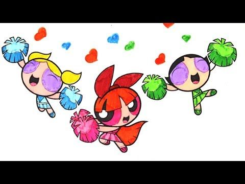 Powerpuff Girls Coloring Book Bubbles Blossom Buttercup Ppg Ppgz Surprise Egg And Toy Youtube Powerpuff Powerpuff Girls Powerpuff Girls Fanart