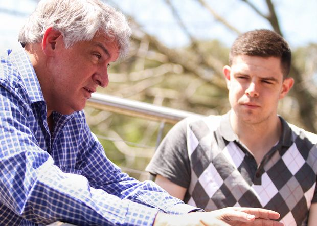 Interview with Michael Carr-Gregg and use of technology in therapeutic work with young people