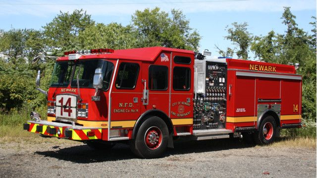 Pin by Jaden Conner on Eone Fire Trucks (With images