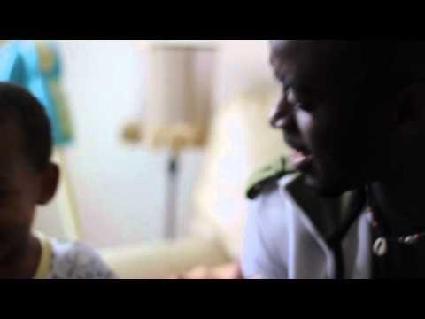 Khaliyl Iloyi rapping at 2years old with Alim Kamara