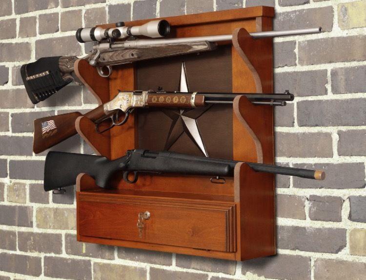 Pin On Gun Racks Hidden Storage