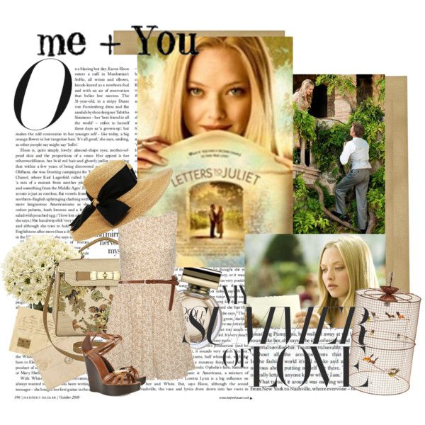 Letters To Juliet, Fashion, Summer Outfits