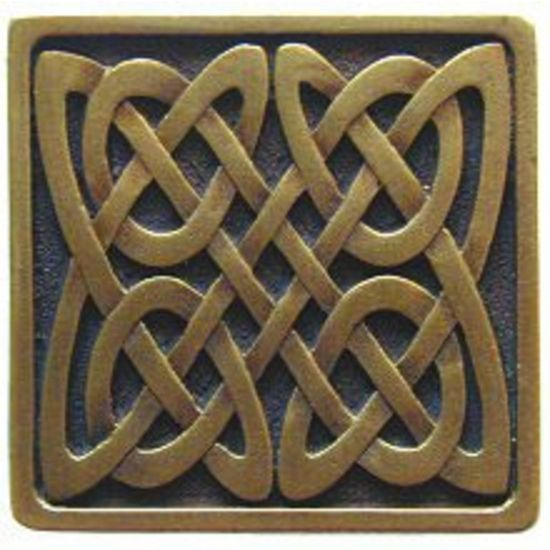 Celtic Knot Drawer Pull