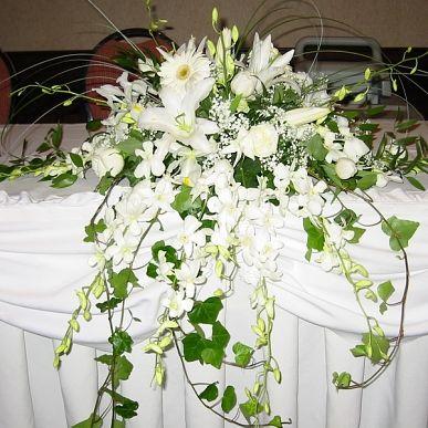 fleurs table d honneur recherche google book photos mariage pinterest fleurs mariage. Black Bedroom Furniture Sets. Home Design Ideas