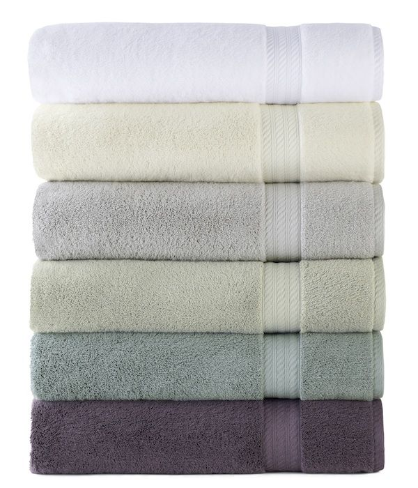 Royal Velvet Egyptian Cotton Bath Towels These Would Be Great Next To The Hot Tub Toalhas Domas