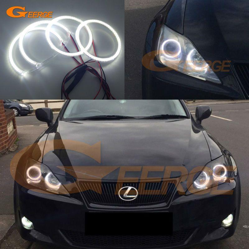 lexus is220d interior lights