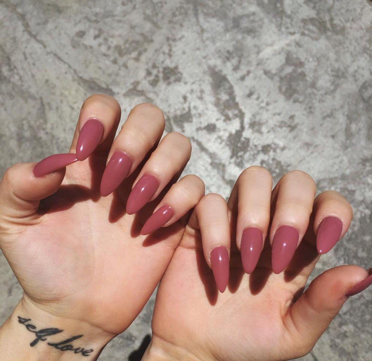 Her ig sahlt_ best acrylic nails long nails makeup nails