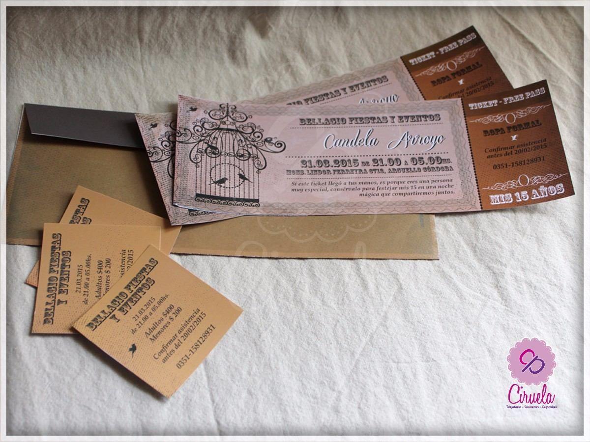 Pin de maria lopez rodriguez en pines tarjeta 15 a os for Tarjetas de 15 anos vintage