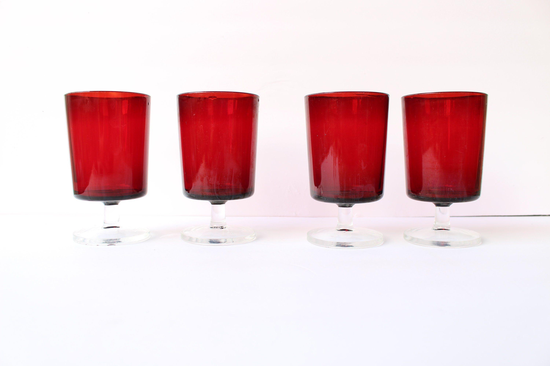 Exhilarating Vintage Wine Gift Ideas Vintage Wine Red Wine Glasses Modern Wine Glasses