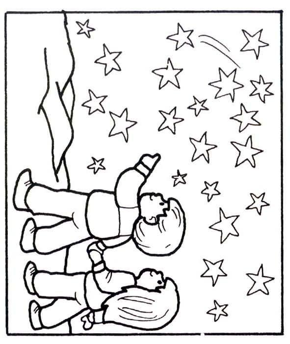 Desenhos para colorir Espaço 32