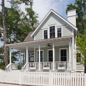 Eek! Love this cottage