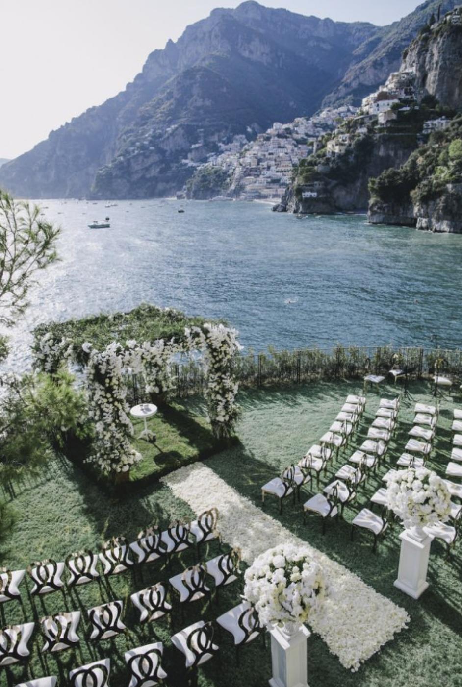 Villa Tre Ville, Amalfi Coast   Destination wedding venues ...