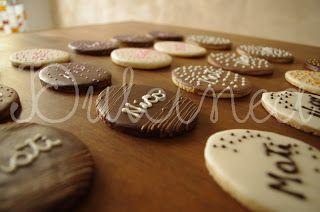 Cookies Pascuas