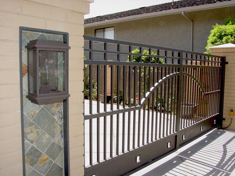 Brian S Welding Driveway Gates Welding Design Metal
