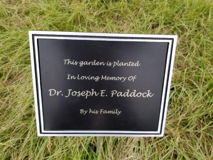4x6 outdoor plaque garden plaque memorial plaque dedication plaque tree plaque xavuucom - Garden Plaques