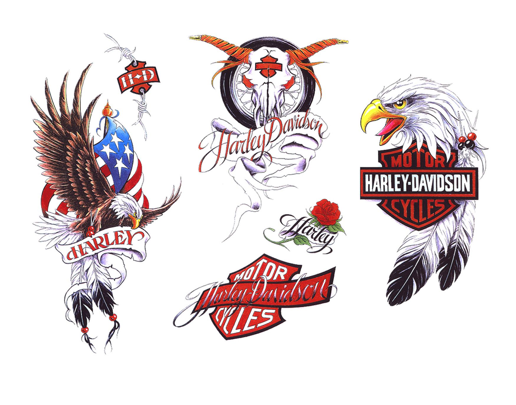 Harley Davidson Tattoos Harley Davidson Tattoos Harley Davidson Signs Harley Davidson Logo