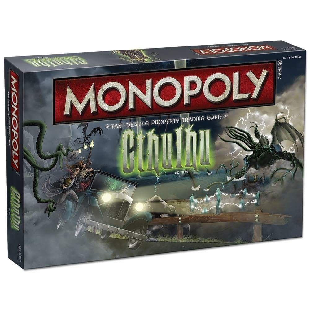The perfect gift for a Cthulu fan! LOL