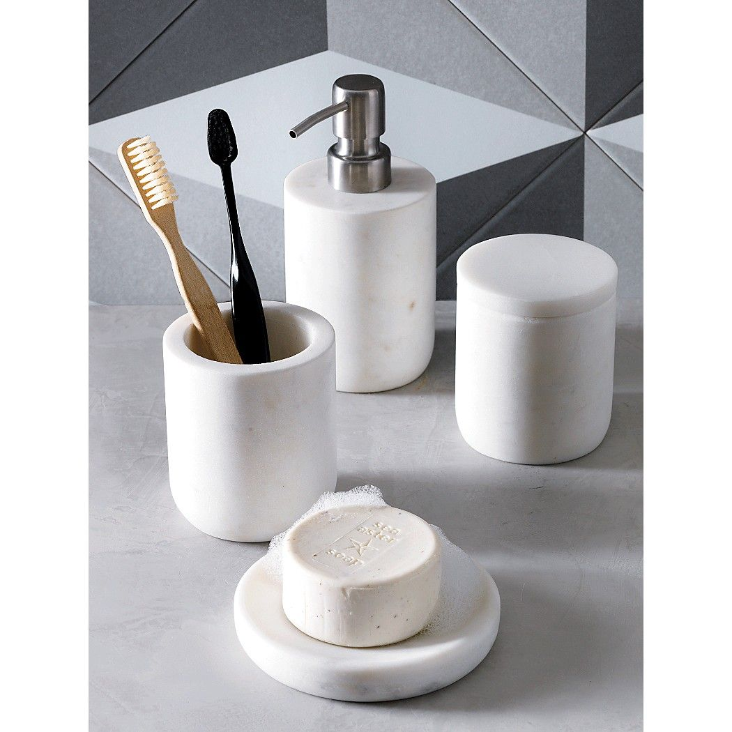 Marble tank tray | Bad | Pinterest | Bath accessories, Marbles and Trays
