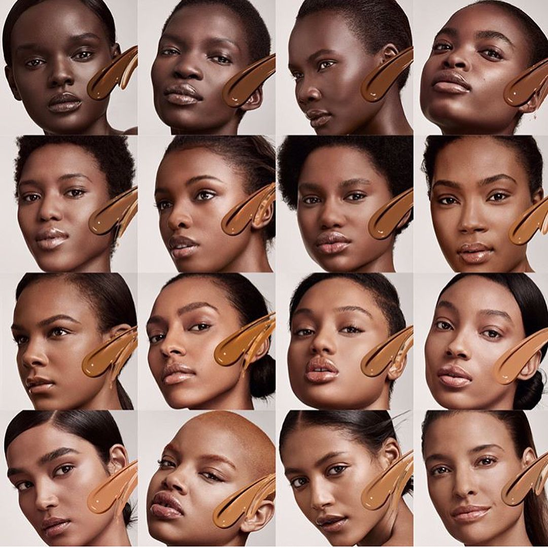 (Bianca) Models represent EACH foundation.... this is