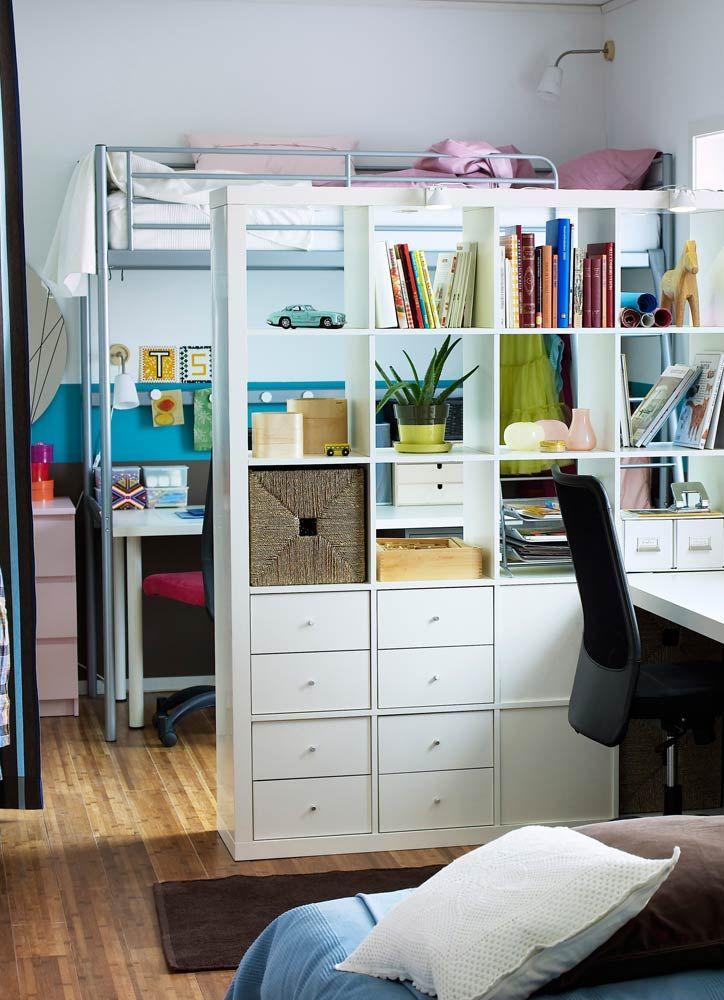 Ideas decoracion estanterias kallax ikea separacion for Estanterias cuarto de bano ikea