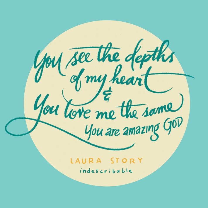 Lyric lyrics to same god : You see the depths of my heart and You love me the same; You are ...