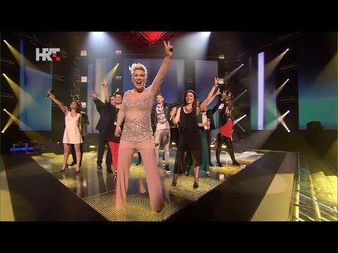 Medley - zajednički nastup 12 natjecatelja i mentora - The Voice of Croatia - Season 1 - Live4 - YouTube