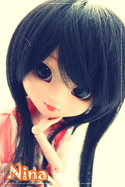 Pullip Doll Nina | Found on flickr.com