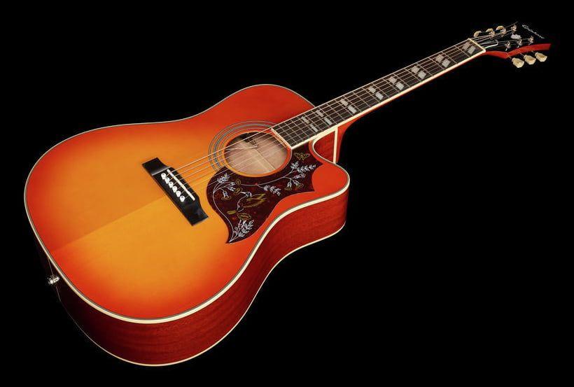 Epiphone Hummingbird Performer Pro Fcb Thomann Www Thomann De Acoustic Guitar Guitarists Guitarplayers Guitarplayer Epiphone Performance Guitar Effects
