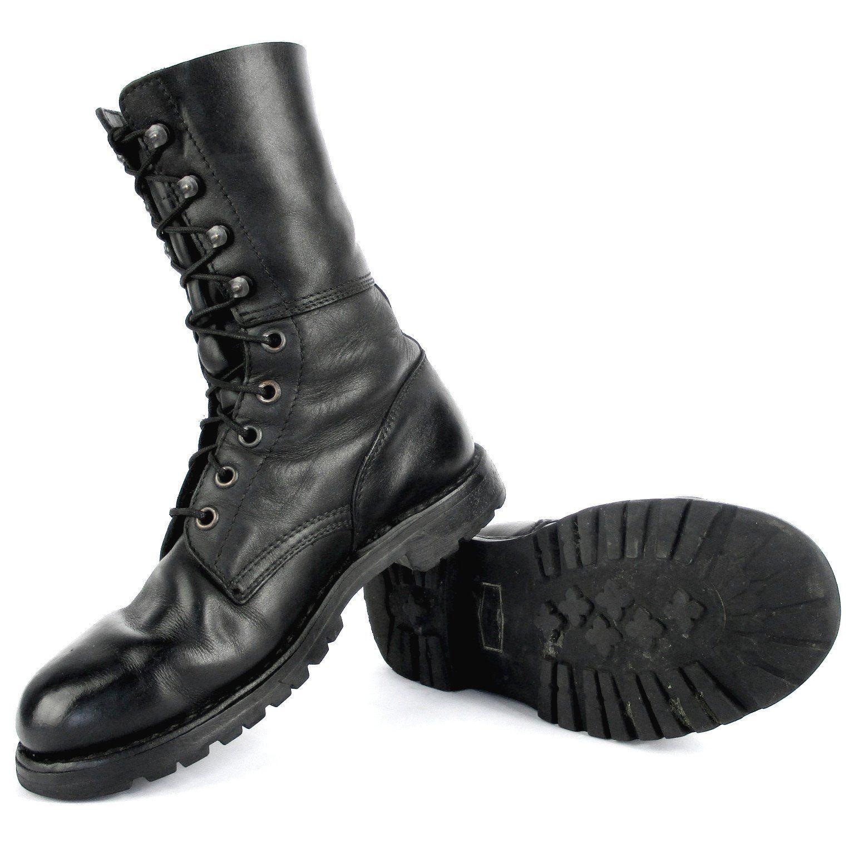 LightWeight Austrain  Army Surplus Para Boots paratrooper boots