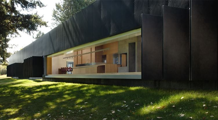 Linear House - Picture gallery