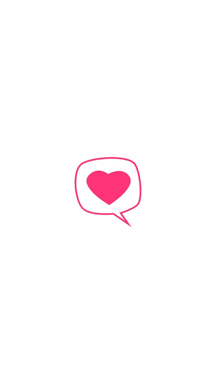 Wallpaper Background Hd Iphone Heart Pink Simple Papeis De Parede Fofos Para Celular Papeis De Parede Papel De Parede Celular