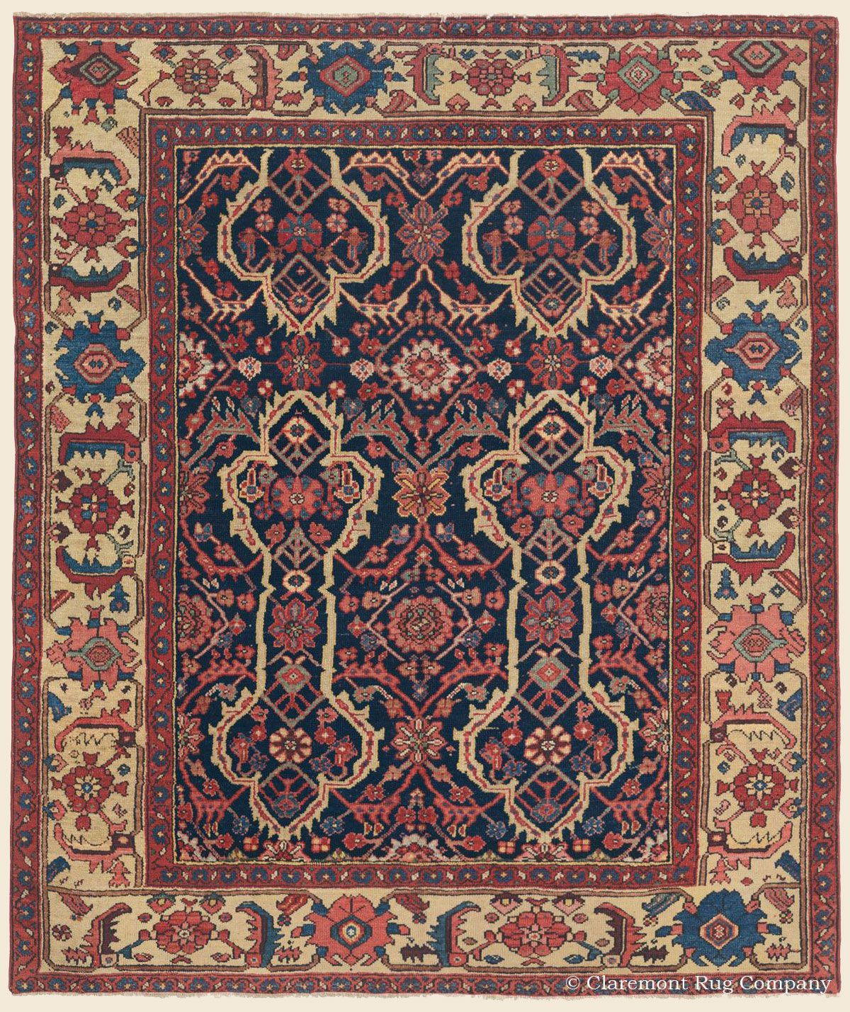 Exquisite 19th & Early 20th Century Rugs. From Tribal Rugs