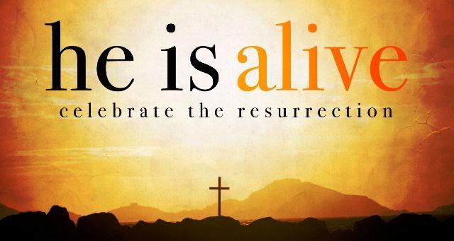 Happy Resurrection Day of Jesus Christ Easter Sunday