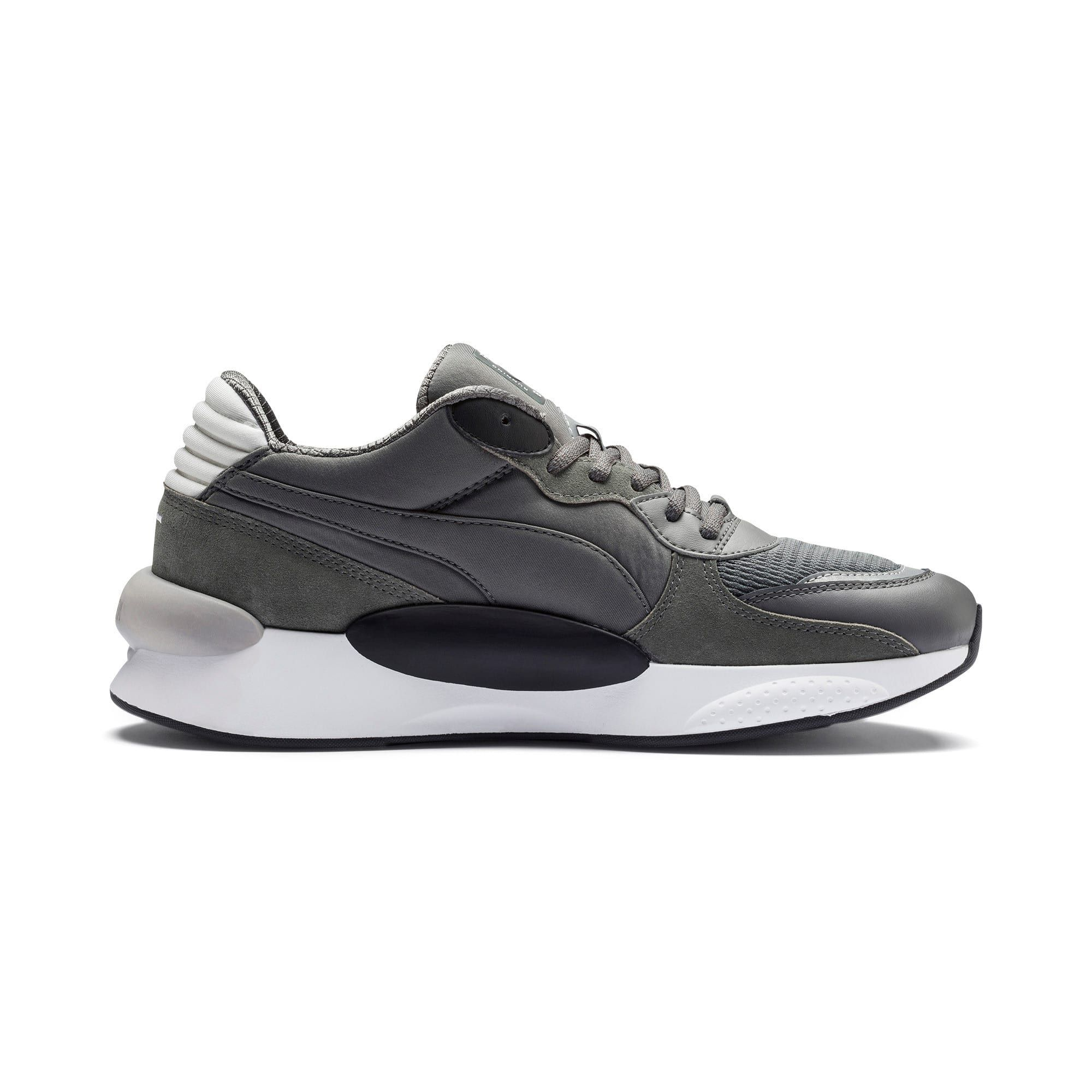 PUMA RS 9.8 Gravity Trainers in Grey size 9.5 | Leather ...