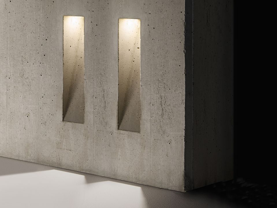 Recessed Lights Ghost For Cladding From Simes Recessed Wall Lights Recessed Lighting Wall Lights